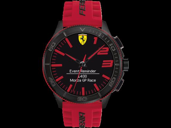 Scuderia XX Ultraveloce - Red Strap - Right