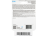 HP Instant Ink Enrollment Card - 50 page plan - Rear