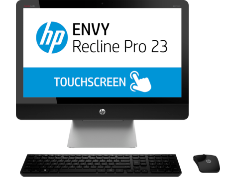 All-in-One HP ENVY Recline Pro 23