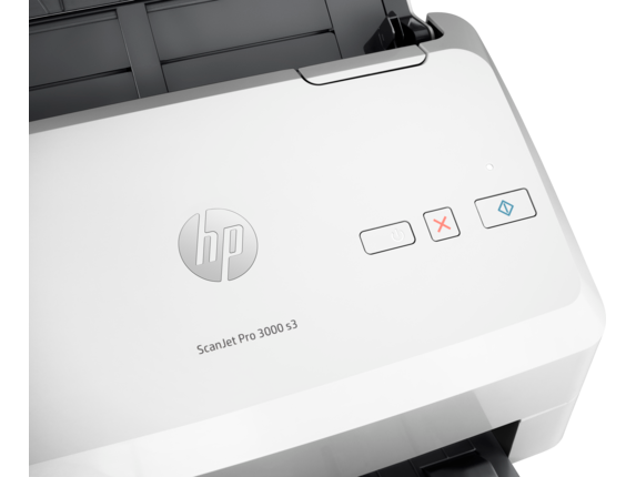 HP ScanJet Pro 3000 s3 Sheet-feed Scanner - Detail view