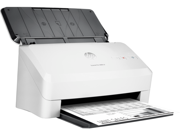 HP ScanJet Pro 3000 s3 Sheet-feed Scanner - Right