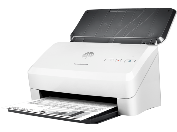 HP ScanJet Pro 3000 s3 Sheet-feed Scanner - Left