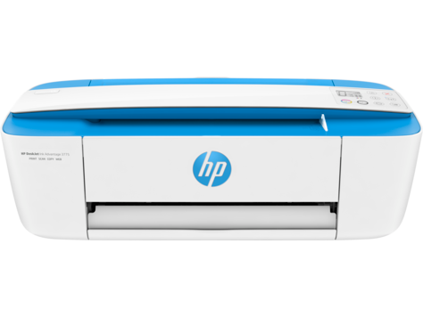 Hp Deskjet Ink Advantage 3775 All In One Printer Hp Customer Support