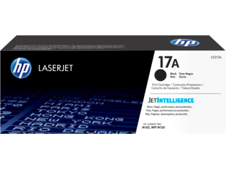 HP 17 Toner Cartridges