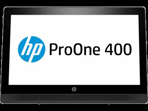 HP ProOne 400 G2 de 20 pulgadas Táctil All-in-One