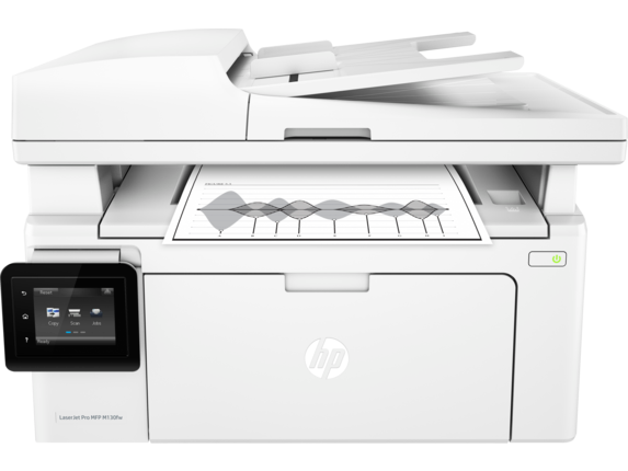 HP LaserJet Pro MFP M130fw - Center