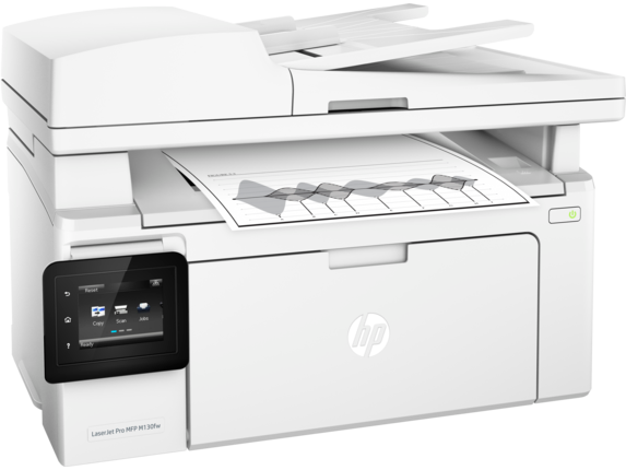 HP LaserJet Pro MFP M130fw - Right