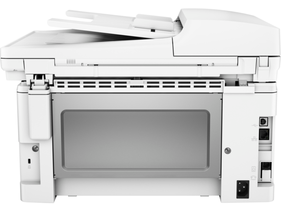 HP LaserJet Pro MFP M130fw - Rear