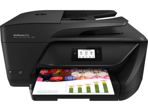 HP OfficeJet 6956 All-in-One Printer