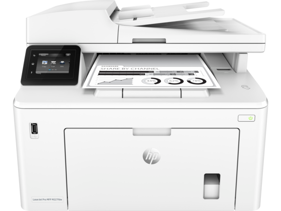 HP LaserJet Pro MFP M227fdw - Center