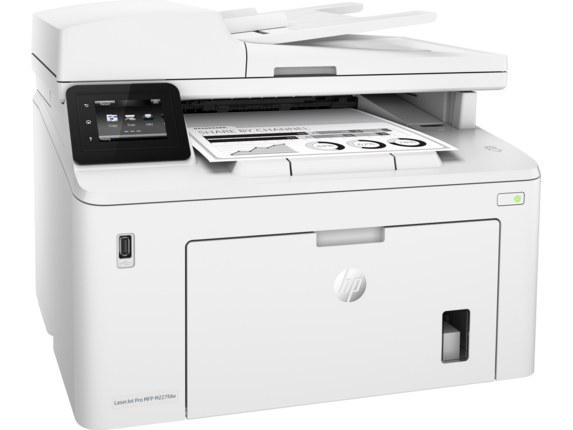 HP LaserJet Pro MFP M227fdw - Right