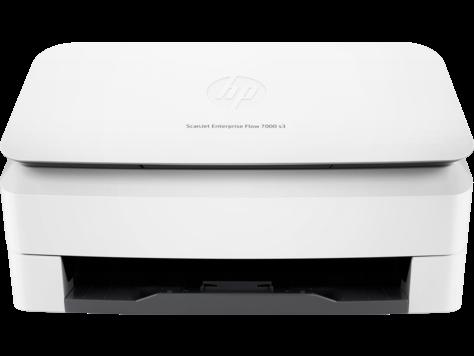 Skener HP ScanJet Enterprise Flow 7000 s3 spodáváním listů