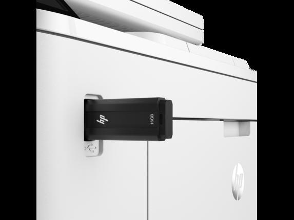 HP LaserJet Pro MFP M227fdw - Detail view