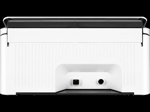 HP ScanJet Pro 2000 s1 Sheet-feed Scanner - Rear