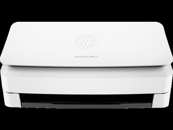 להפליא סורק HP ScanJet Pro 2000 s1 עם הזנת גיל | HP®Israel LB-95