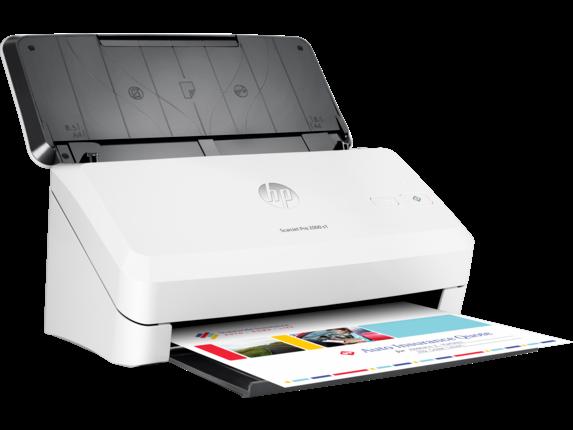 מבריק סורק HP ScanJet Pro 2000 s1 עם הזנת גיל | HP®Israel GW-19