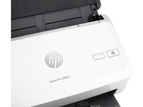 HP ScanJet Pro 2000 s1 Sheet-feed Scanner - Detail view