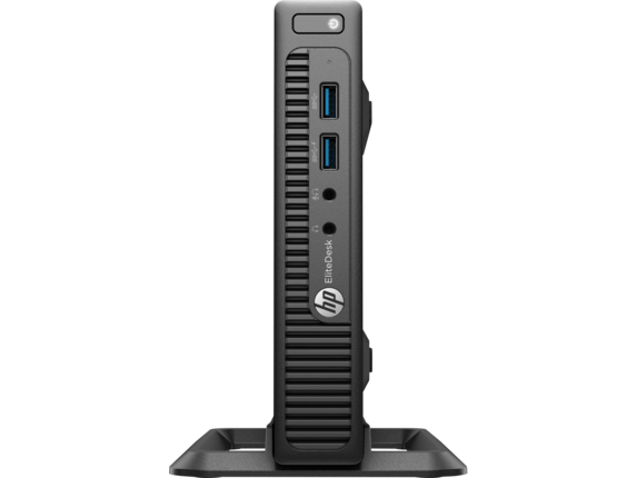 HP EliteDesk 705 G3 Desktop Mini PC (ENERGY STAR) - Center