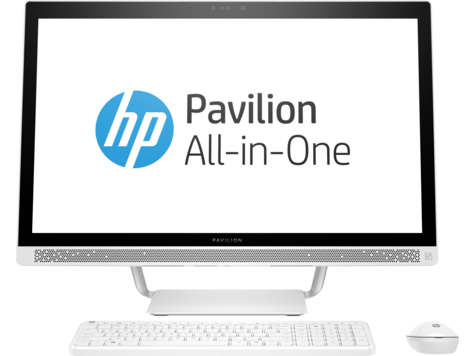 HP Pavilion 27-A100 All-in-One Desktop PC-Serie