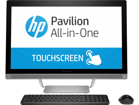 PC Desktop HP Pavilion All-in-One serie 27-a000 (táctil)