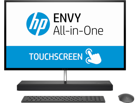 Serie de PC Desktop HP ENVY 27-b000 All-in-One