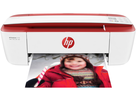 HP DeskJet 3758 All-in-One Printer