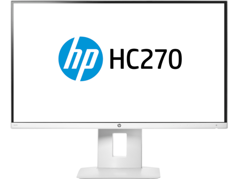 Display HP HC270 Healthcare Edition da 27