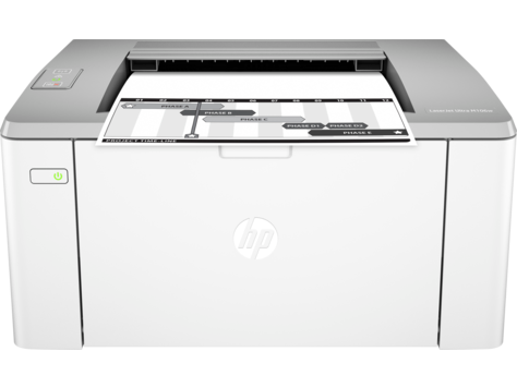 HP LaserJet Ultra M106 Printer series