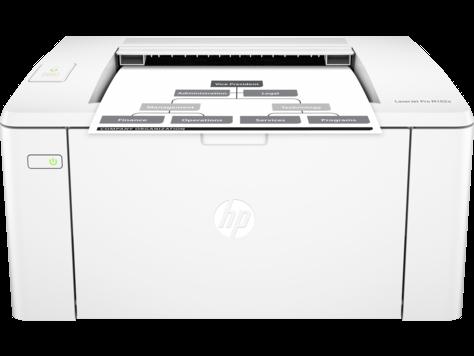 เครื่องพิมพ์ HP LaserJet Pro M102 series