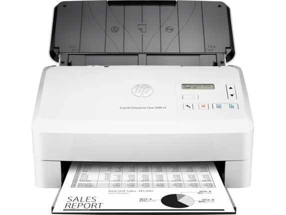 HP Scanjet N9120 Scanner Basic Feature Last
