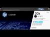 HP 30X High Yield Black Original LaserJet Toner Cartridge, CF230X