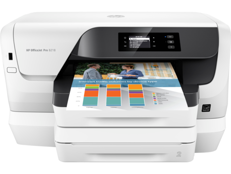 HP OfficeJet Pro 8218-Drucker