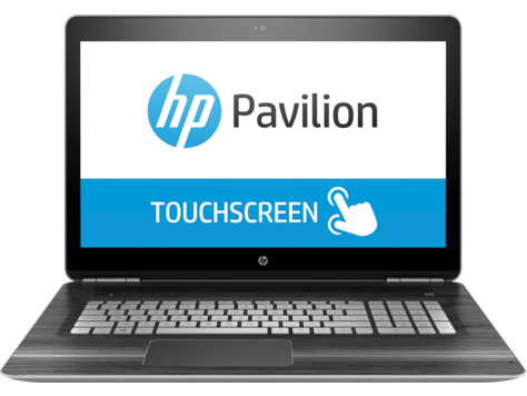 PC Notebook HP Pavilion serie 17-ab000 (táctil)
