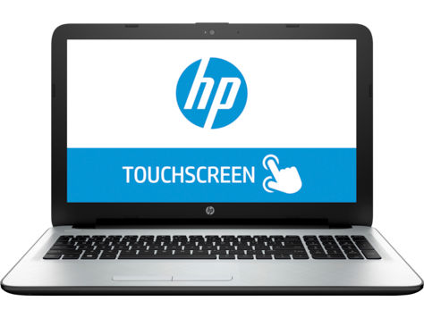 HP 15-af100 notebookserie (Touch)