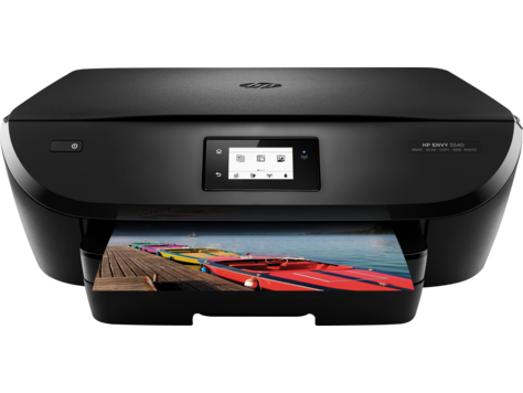 HP ENVY 5540 All-in-OnePrinter serie