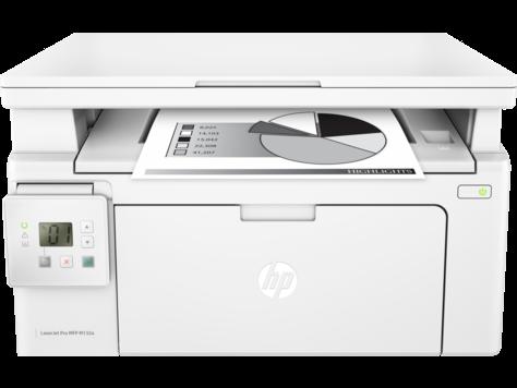 HP LaserJet Pro MFP M132 series
