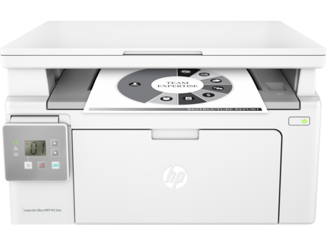 HP LaserJet Ultra MFP M134 Printer series