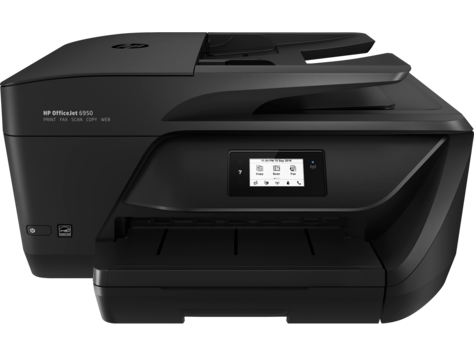 HP OfficeJet 6950 多功能事務印表機系列