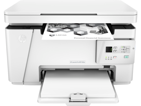 HP LaserJet Pro MFP M25-M27 系列