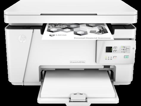HP LaserJet Pro MFP M25-M27 series
