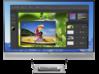 HP EliteDisplay S240uj 23.8-inch USB-C Wireless Charging Monitor - Center