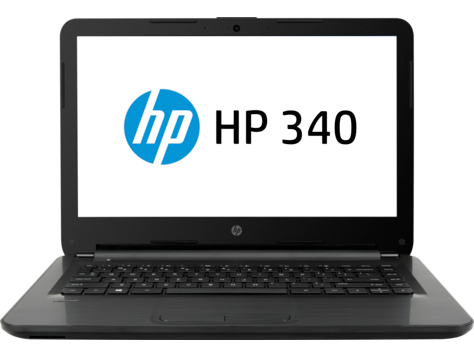 HP 340 G4 Notebook-pc