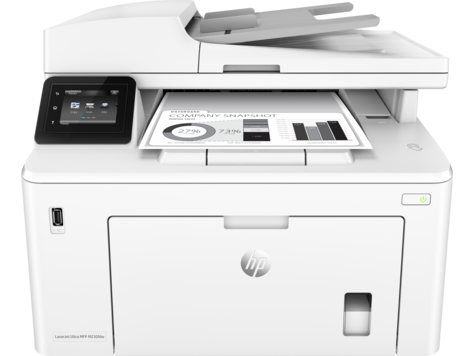 HP LaserJet Ultra MFP M230 series
