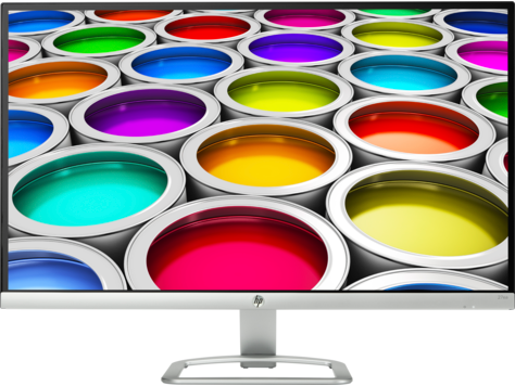 HP Value 27-inch Displays