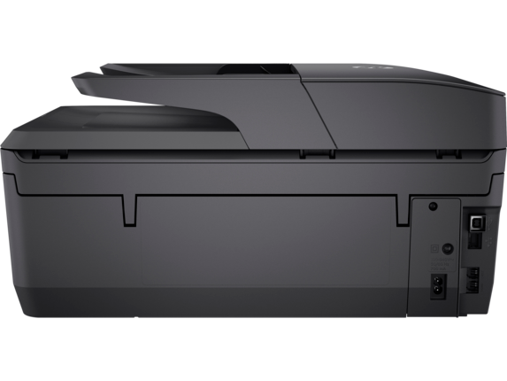 HP OfficeJet Pro 6978 All-in-One Printer - Rear