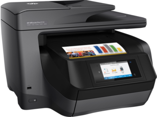 HP OfficeJet Pro 8720 All-in-One Printer - Img_Right_320_240