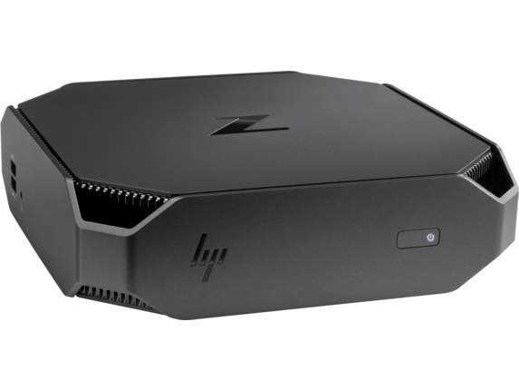 HP Z2 Mini G3 Workstation for 3D Workflows - Right
