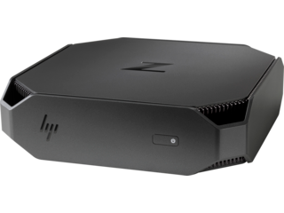 HP Z2 Mini G3 Workstation for 3D Workflows