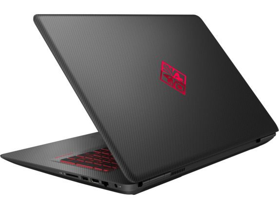 OMEN Laptop - 17t gaming Best Value - Left rear