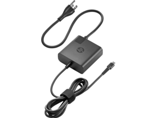 HP 65W USB-C Power Adapter - Img_Left_320_240